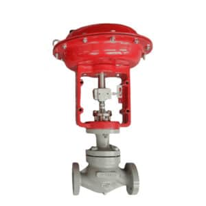 Dn15 150lb Pneumatic Globe Type Control Valves