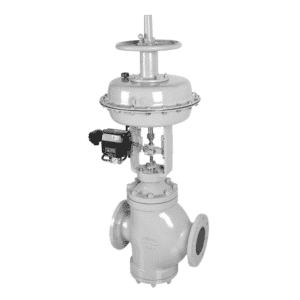Double-Seated Control Valve