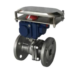 Fusible Link Ball Valves