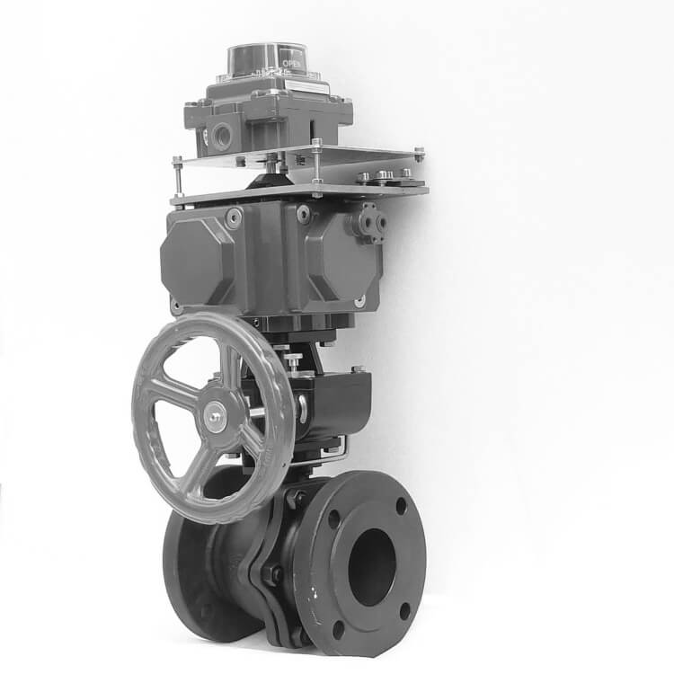 Fusible Link Ball Valve