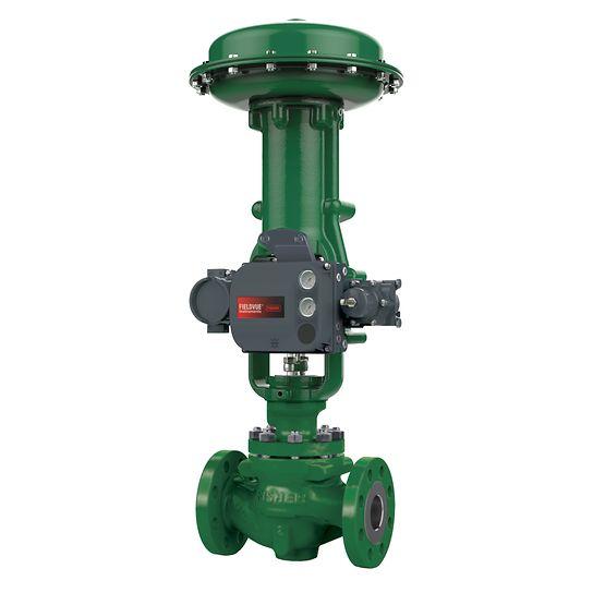 Ez Series globe type control valves