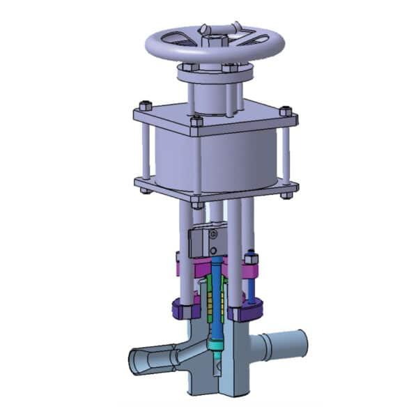 Power Plant Drain Control Valves