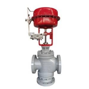 pneumatic 3 ways control valves
