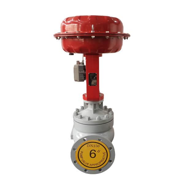 pneumatic globe control valve (1)