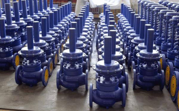 pressure regulators 1