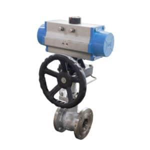 eccentric plug valve6