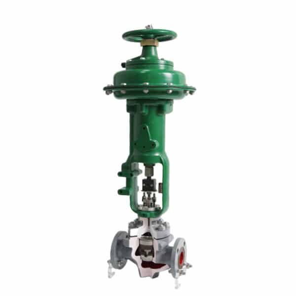 globe control valve16