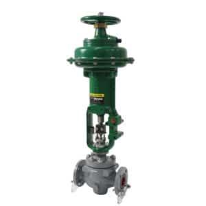 globe control valve2